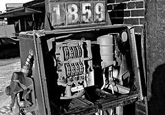 Old pump numbers